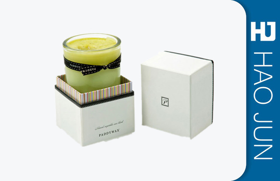 Wholesale Recyclable Custom Feature and Gift & Craft Industrial Use Wholesale Candle Boxes Packaging