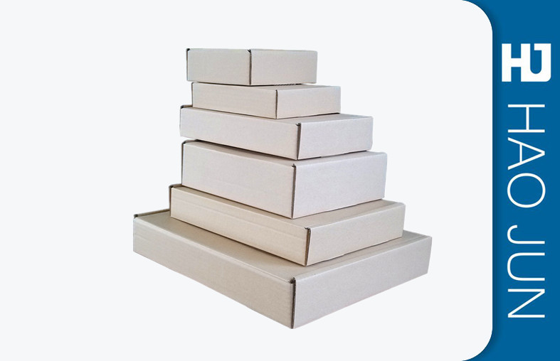 Promotional Corrugated Cardboard Boxes Paper Shipping Boxes For Light