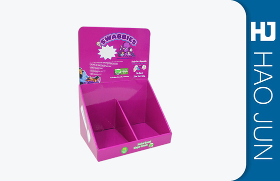 Wondeful Customized made Cardboard Display Boxes For Baby Paper Diaper