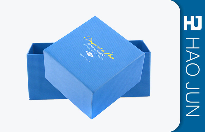 Custom Printing Cardboard Gift Boxes With Black EVA Form For Perfume